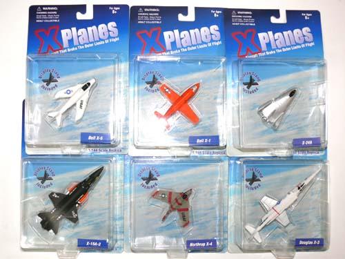 Xplanes